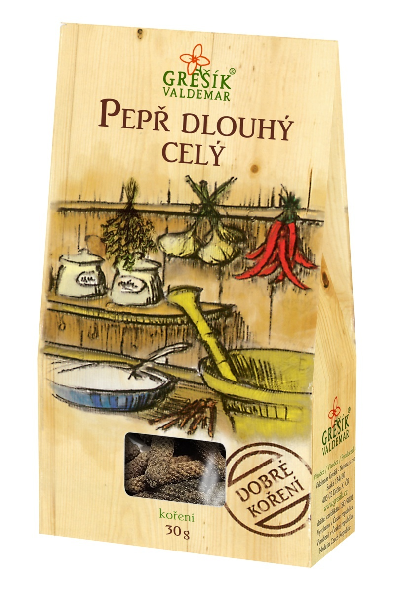 pepr-dlouhy-cely-30g